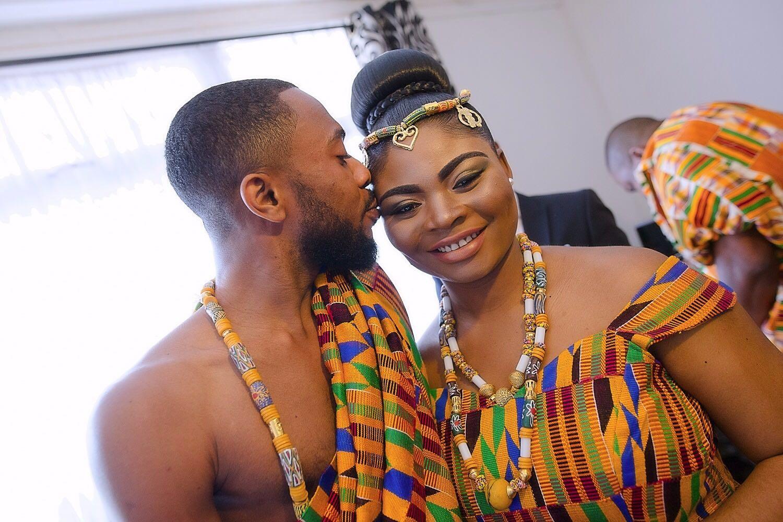 GHANIAN WEDDING IN LONDON
