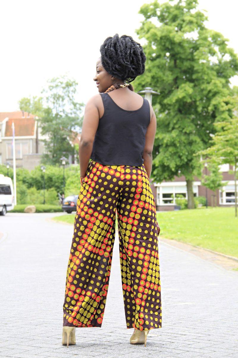 Ankara pants trousers