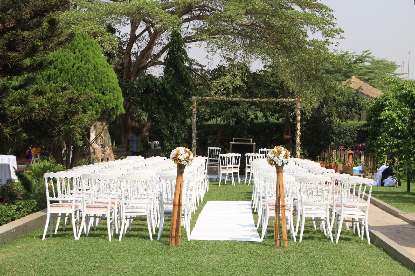 Garden Wedding Decorations In Ghana Decoration For Home