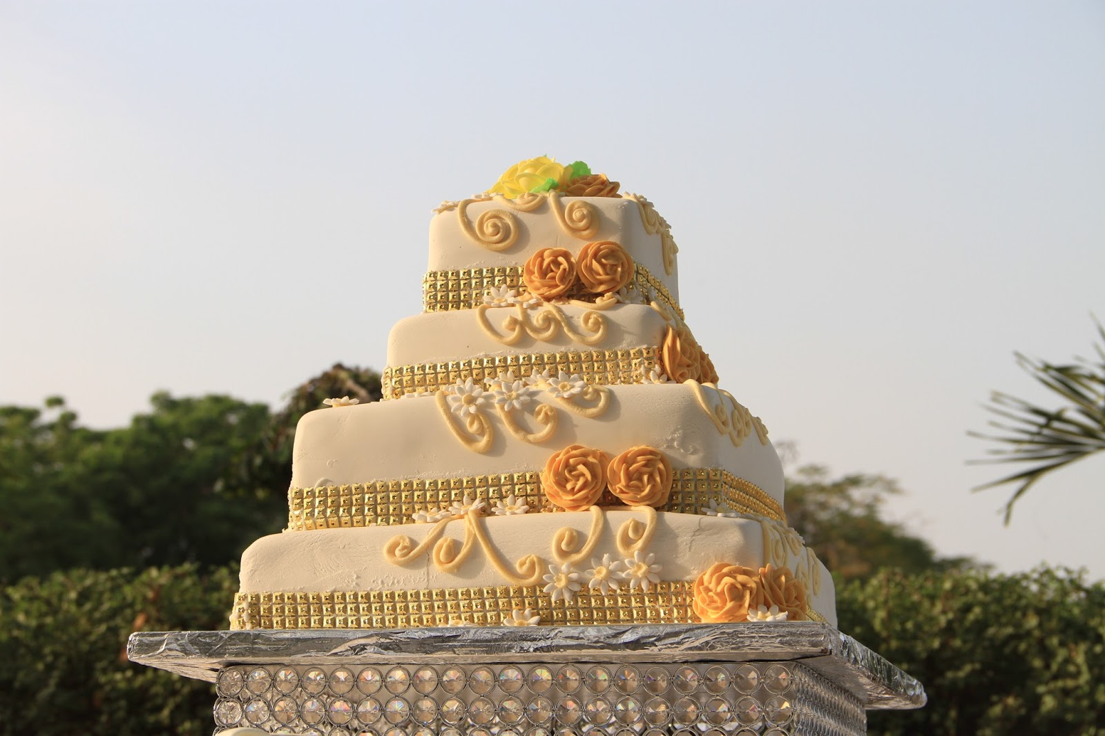 wedding cakes in ghana planning a wedding engagement in adede 24646