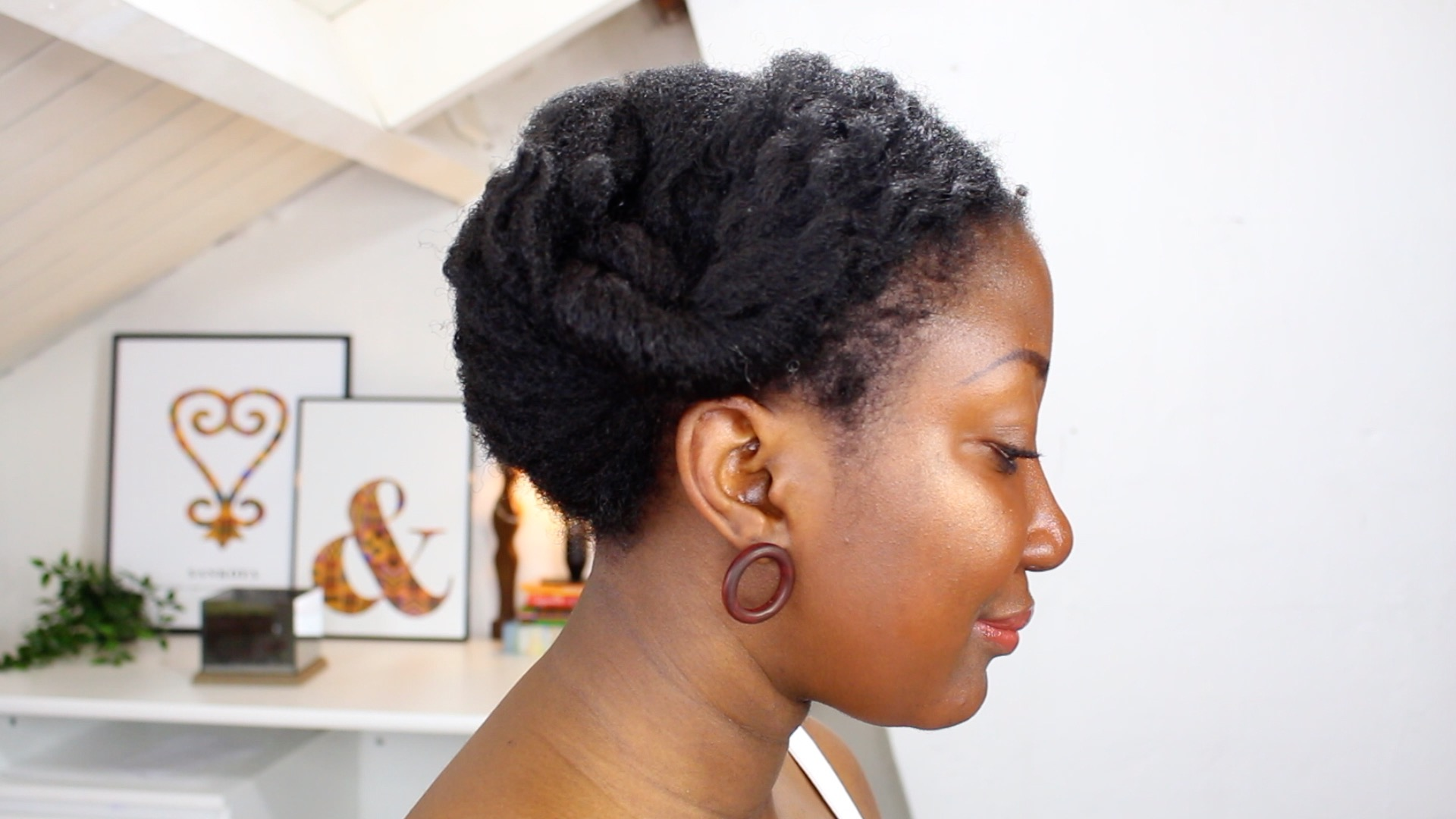 3 Protective Natural Hairstyles For Thin Fine Hair - ADEDE